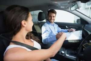 driving instructor ADI training