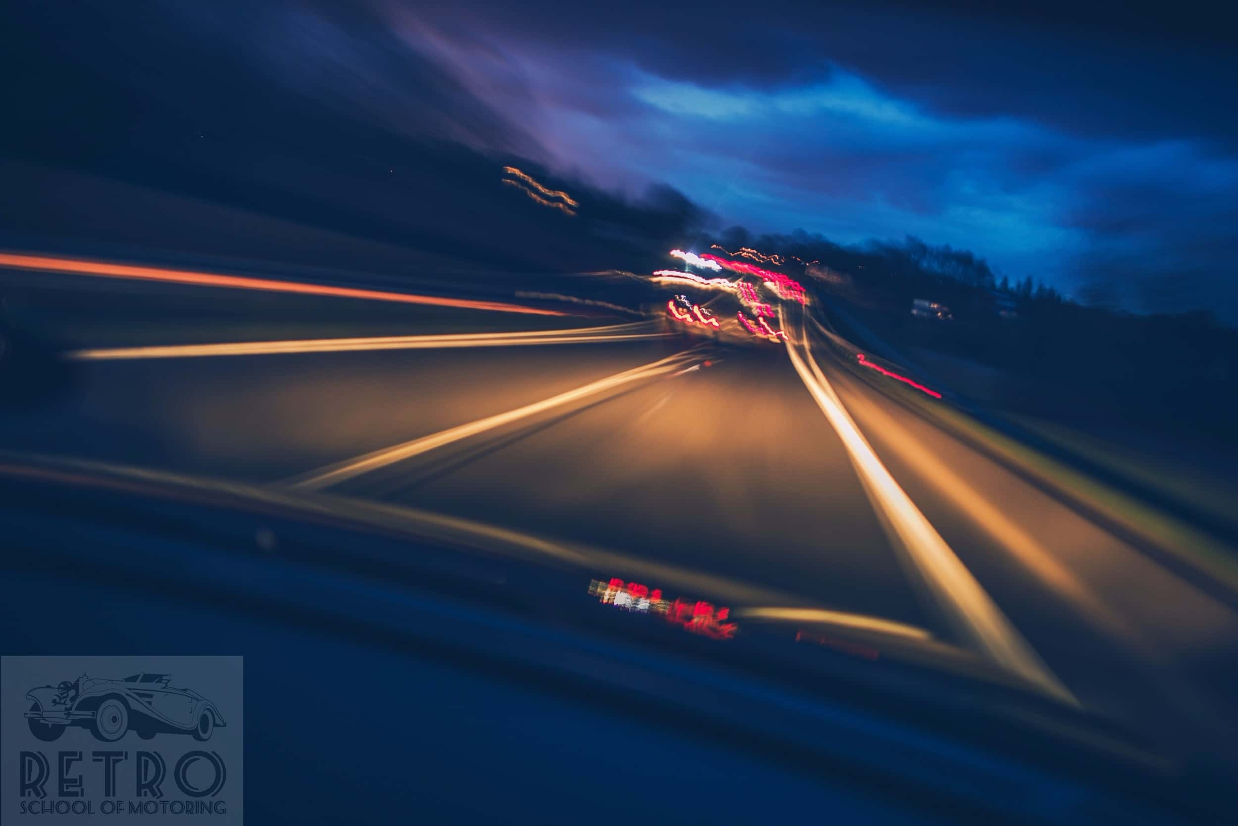 driving lessons at night